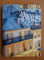 Jacques Louis Delpal - 24 heures a Paris