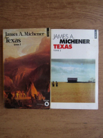 Anticariat: James A. Michener - Texas (volumele 1 si 2)