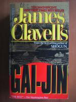 James Clavell - Gai Jin (carte in limba engleza)
