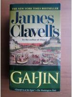 James Clavell - Gai-Jin (in limba engleza)