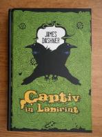 Anticariat: James Dashner - Captiv in labirint