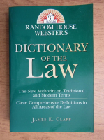 Anticariat: James E. Clapp - Dictionary of the law