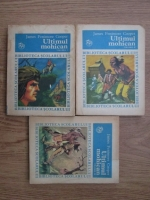 James Fenimore Cooper - Ultimul mohican (3 volume)