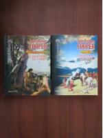 Anticariat: James Fenimore Cooper - Vanatorul de cerbi (2 volume)