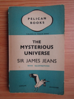 Anticariat: James Jeans - The mysterious universe