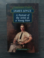 Anticariat: James Joyce - A portrait of the artist as a young man