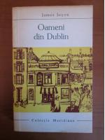 Anticariat: James Joyce - Oameni din Dublin