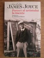 James Joyce - Portret al artistului la tinerete