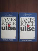 Anticariat: James Joyce - Ulise (2 volume)