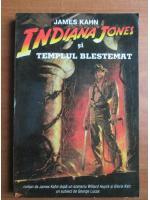 Anticariat: James Kahn - Indiana Jones si templul blestemat
