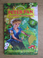 James Matthew Barrie - Peter Pan in gradina Kensington