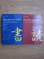James W. Heisig - Remembering the Kanji (2 volume)