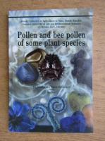 Jan Brindza - Pollen and bee pollen of some plant species