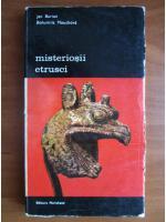 Jan Burian - Misteriosii etrusci