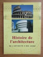 Jan Gympel - Histoire de l'architecture de l'antiquite a nos jours