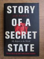 Anticariat: Jan Karski - Story of a secret state