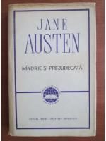 Jane Austen - Mandrie si prejudecata (coperti cartonate)