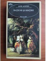 Anticariat: Jane Austen - Ratiune si simtire
