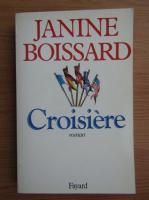 Anticariat: Janine Boissard - Croisiere