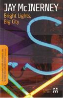Anticariat: Jay McInerney - Bright lights, big city