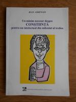 Jean Askenasy - Un minim necesar despre constiinta pentru un intelectual din mileniul al treilea