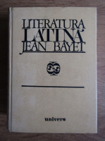 Jean Bayet - Literatura latina