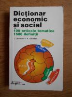 Anticariat: Jean Bremond - Dictionar economic si social. 100 articole tematice. 1500 definitii