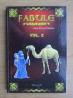 Jean de La Fontaine - Fabule (volumul 2)