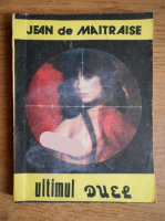 Anticariat: Jean de Maistres - Ultimul duel