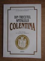 Anticariat: Jean Diaconu - Din trecutul spitalului Colentina
