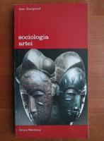 Jean Duvignaud - Sociologia artei