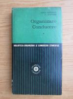 Anticariat: Jean Gerbier - Organizare. Conducere (volumul 1)