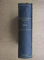 Jean Jacques Rousseau - Emil sau despre educatie (1923)