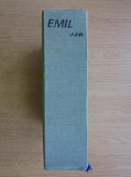 Anticariat: Jean Jacques Rousseau - Emil sau despre educatiune (1923)