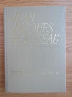 Anticariat: Jean Jacques Rousseau - Texte pedagogice alese