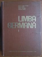 Anticariat: Jean Livescu, Emilia Savin - Limba Germana. Curs Practic (volumul 1) 1963