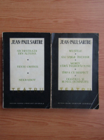 Jean-Paul Sartre - Teatru (2 volume)