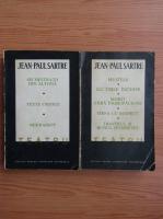 Anticariat: Jean-Paul Sartre - Teatru (2 volume)