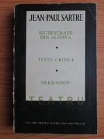Jean-Paul Sartre - Teatru (volumul 2)
