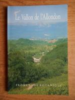 Anticariat: Jean-Paul Theurillat - Le Vallon de l'Allondon. Promenade botanique