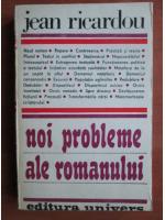 Anticariat: Jean Ricardou - Noi probleme ale romanului