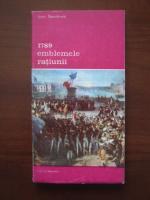 comperta: Jean Starobinski - 1789 Emblemele ratiunii