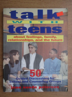 Anticariat: Jean Sunde Peterson - Talk with teens
