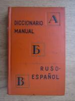 Jeanne Nogueira - Diccionario manual ruso-espanol