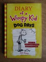 Anticariat: Jeff Kinney - Diary of a Wimpy Kid. Dog days