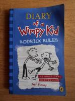 Jeff Kinney - Diary of a wimpy kid. Rodrick rules