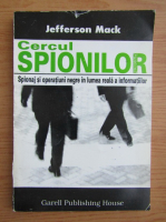 Anticariat: Jefferson Mack - Cercul spionilor