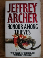 Jeffrey Archer - Honour among thieves