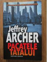 Jeffrey Archer - Pacatele tatalui