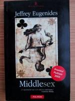 Anticariat: Jeffrey Eugenides - Middlesex